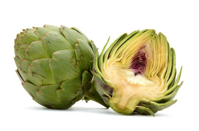 comer alcachofa para desintoxicar el Higado