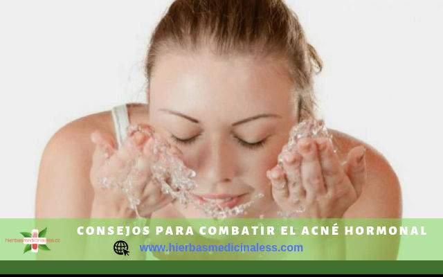 consejos para combatir las espinillas y acné