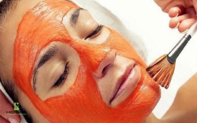 mascarilla de zanahoria para el acne en adolescentes