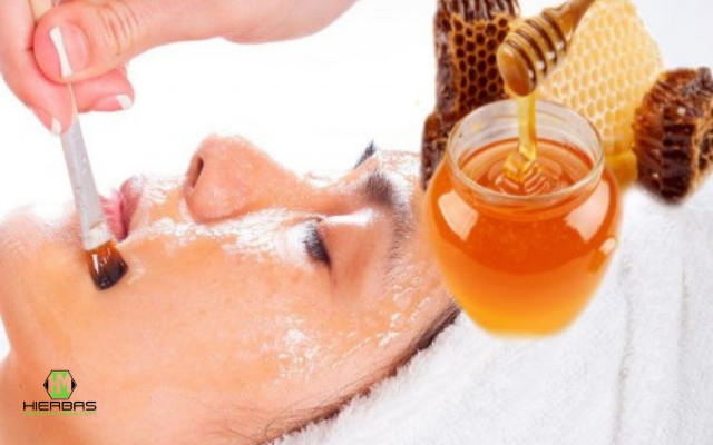 miel para el acne