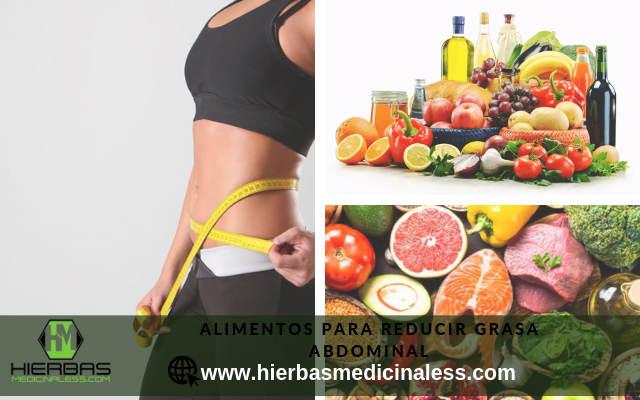 alimentos que ayudan eliminar grasa abdominal