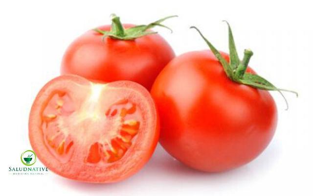 tomate para combatir manchas del rostro