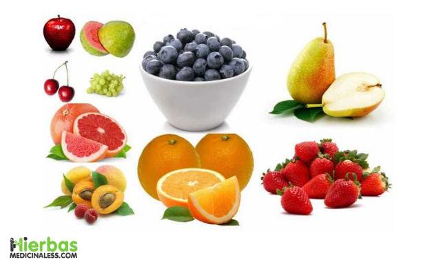 frutas para tratar la diabetes