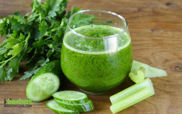 licuados verdes para tratar la diabetes