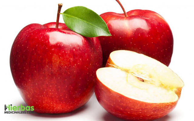 manzana para depurar el higado