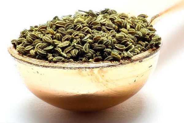 semillas de apio
